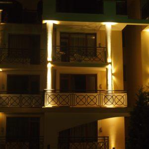 Приложение LED осветител Nesseber