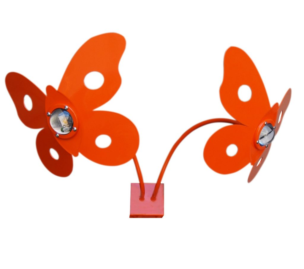 LED пеперуда