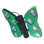 LED лампа пеперуда