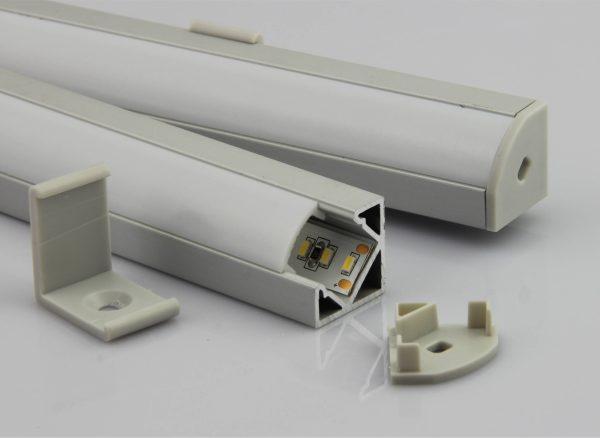 LED профил ъглов