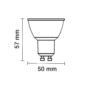 LED крушки GU10