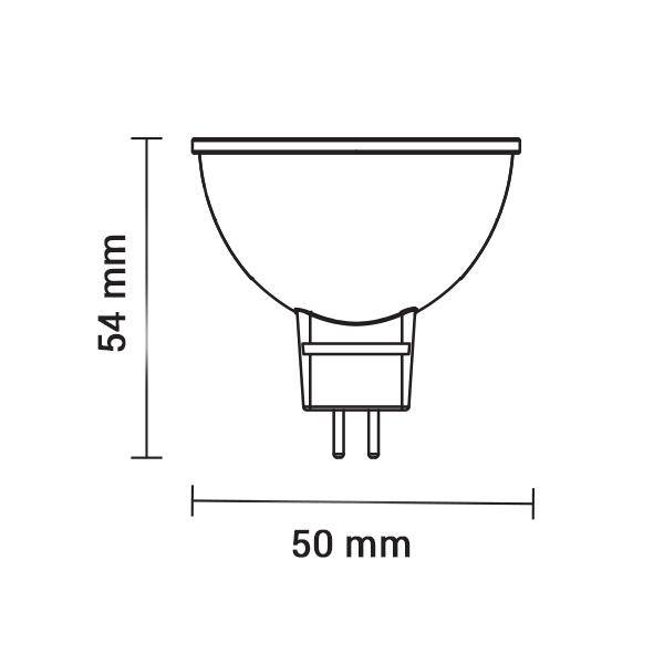 LED крушки MR16
