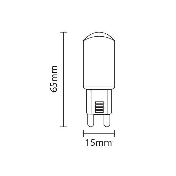 LED крушка G9
