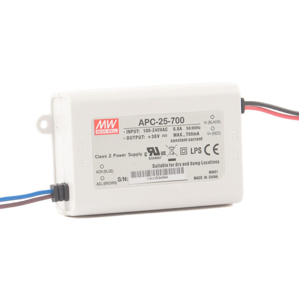 Mean Well APC-25-700