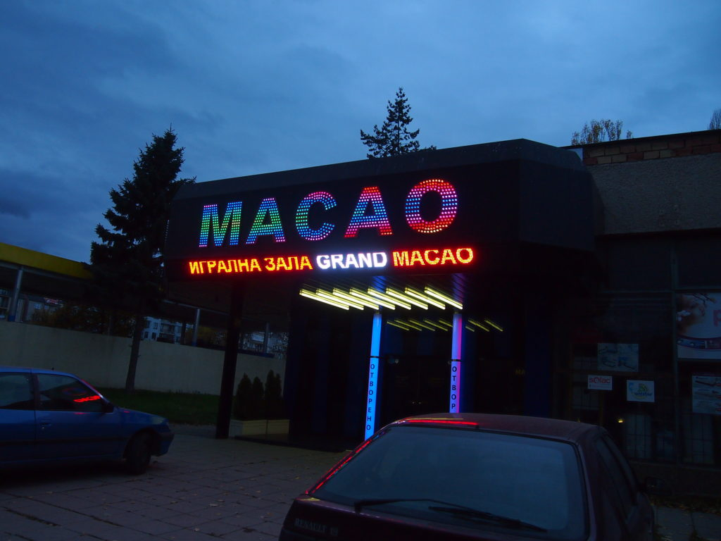 CASINO GRAND MACAO