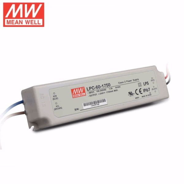 Mean Well LPC-60-1750