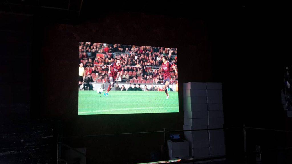 LED стена, LED екран