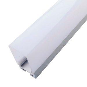 LED профил за окачване