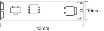 сензор за LED профил